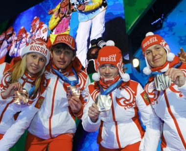أولمبياد ذوي الاحتياجات الخاصة والتفوق الروسي مستمر