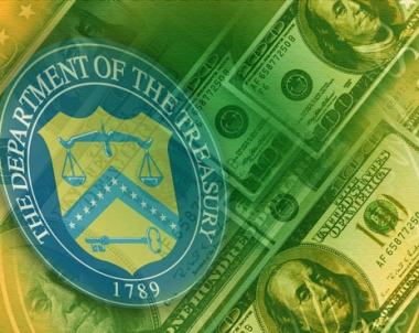 الخزانة الامريكية تجمد ارصدة مصرف وتلفزيون على صلة بحماس