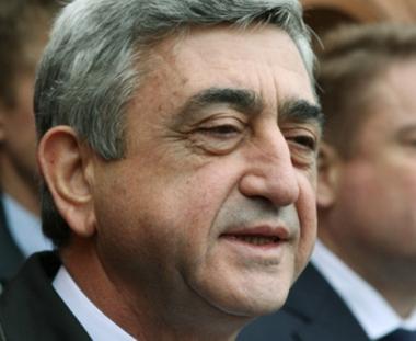 رئيس ارمينيا يدعو اذربيجان لعقد معاهدة عدم استخدام القوة