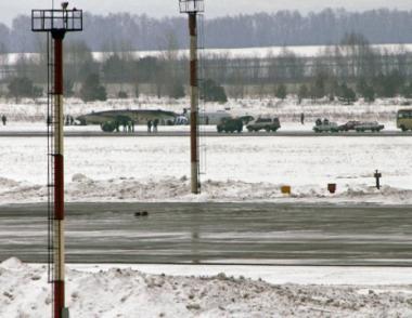 إصابة 8 من طاقم طائرة قادمة من الغردقة لدى هبوطها الاضطراري قرب موسكو
