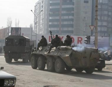مقتل أحد قادة المقاتلين الشيشان في داغستان