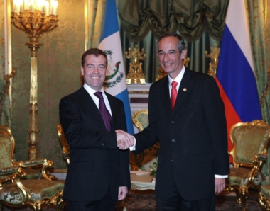 مدفيديف يؤكد استعداد روسيا لتعميق العلاقات مع بلدان أمريكا اللاتينية