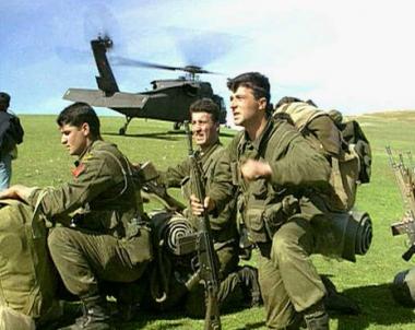 مقتل جندي في تحطم مروحية تركية بافغانستان