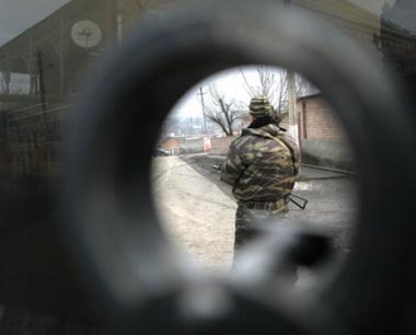 مقتل ثلاثة مسلحين في عملية الاجهزة الامنية في انغوشيا