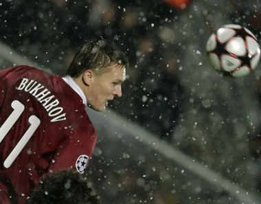 بوخاروف يمدد عقده مع روبين