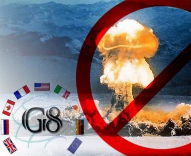 الامن النووي في مركز الصدارة باجتماع  وزراء الخارجية للدول الثماني الكبرى