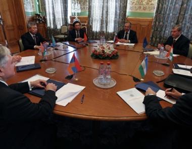 منظمة معاهدة الأمن الجماعي تدعم المبادرة الروسية بشأن الأمن الأوروبي