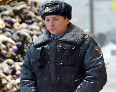 اصابة 3 عناصر للشرطة الروسية في انفجار بالشيشان