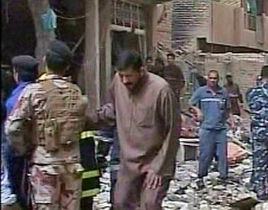 ارتفاع حصيلة انفجارات شمال بغداد الى 57 قتيلا و 73 جريحا