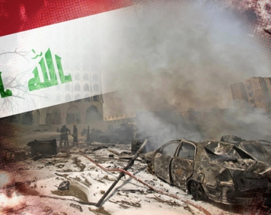 مقتل 12 شخصا على الاقل اثر انفجارين في مدينة كربلاء العراقية