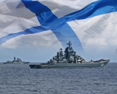 مناورات كبرى للسلاح البحري الروسي تبدأ بمشاركة طراد