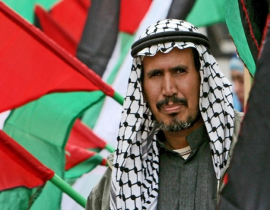 المواطنون العرب في اسرائيل يحيون ذكرى يوم الارض الـ34