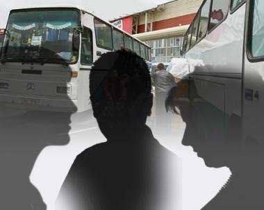 سائق باص تعرف على صور الانتحاريتين اللتين نقلهما من شمال القوقاز الى موسكو