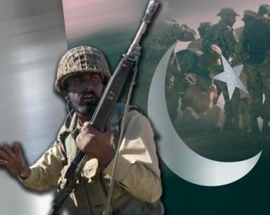 مقتل 25 مسلحا و6 جنود باكستانيين في اشتباكات شمال غرب باكستان