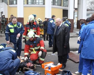 الخارجية الروسية تصف تصريحات عضوي الكونغرس الامريكي في موضوع ضحايا الارهاب في موسكو بانها خرقاء