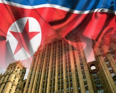 موسكو لا ترى اي خلفية سياسية وراء مرسوم مدفيديف الخاص بالعقوبات ضد كوريا الشمالية