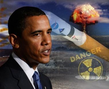 اوباما قد يعلن التخلي عن خطط التسلح النووي قبل توقيع معاهدة