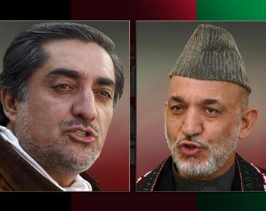 عبد الله عبد الله يتهم كرزاي وواشنطن تطالب الرئيس الافغاني بايضاحات