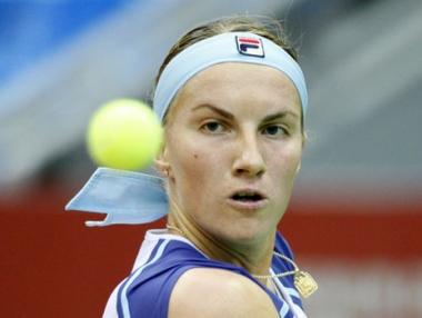 كوزنيتسوفا تهبط الى المركز الخامس في التصنيف العالمي للاعبات التنس