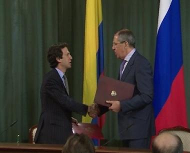 روسيا وكولومبيا .. 75 عاما من العلاقات الدبلوماسية