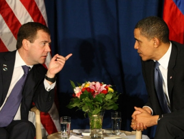 زعيما روسيا وامريكا سيبحثان في براغ الدرع الصاروخية والملف الايراني والوضع في الشرق الاوسط