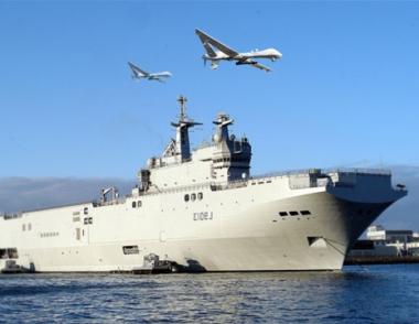 روسيا تشتري سفن