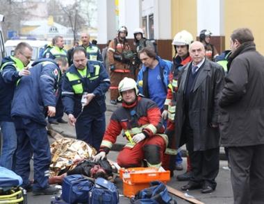 شقيق احدى انتحاريتي مترو موسكو ينفي ضلوعه بالعملية