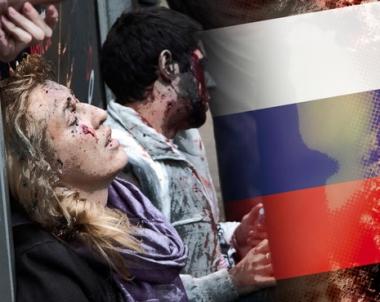 جهاز الامن الفيدرالي: تم تحديد هوية مدبري ومنفذي العمليات الارهابية بموسكو وقزلار