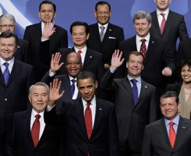 توافق دولي على حماية امن المواد النووية