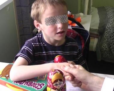وفد امريكي الى روسيا لمناقشة عقد اتفاق في مجال تبني الاطفال