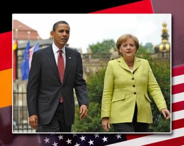 اوباما وميركل يلغيان مشاركتهما بتابين الرئيس البولندي الراحل بسبب الغبار البركاني