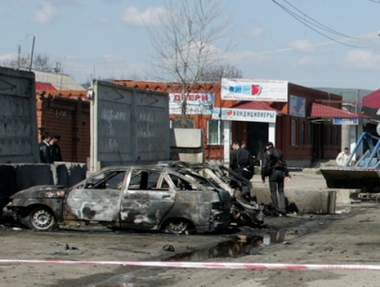 إصابة 4 أشخاص في انفجار استهدف نائب وزير الداخلية الإنغوشي