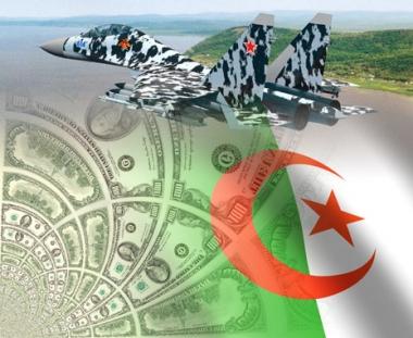الجزائر تشتري من روسيا مقاتلات بمبلغ مليار دولار