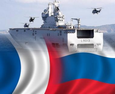 روسيا تتخذ قرارا سياسيا بشراء حاملات المروحيات في فرنسا