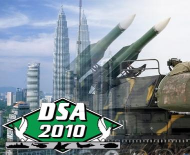 الوفد الروسي يعرب عن ارتياحه لنتائج معرض ماليزيا للاسلحة