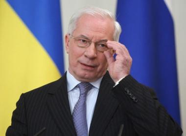 انتخاب رئيس الوزراء الأوكراني زعيما لحزب الأقاليم