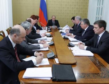 روسيا تقوم بإنجاز برامج تجهيز مستلزمات حماية حدود الدولة