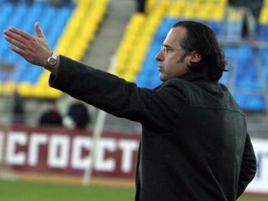 المونتينيغري بوجوفيتش مدربا لدينامو موسكو