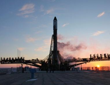اطلاق مركبة بروغريس بنجاح الى محطة الفضاء الدولية