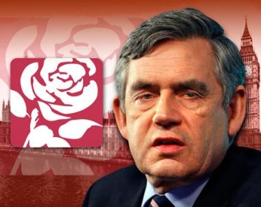 هفوة لغوردن براون تظلل حظوظ حزب العمال للفوز بالانتخابات البرلمانية