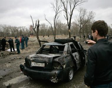 عملية انتحارية في داغستان تسفر عن مقتل 3 رجال امن واصابة 16 بجروح