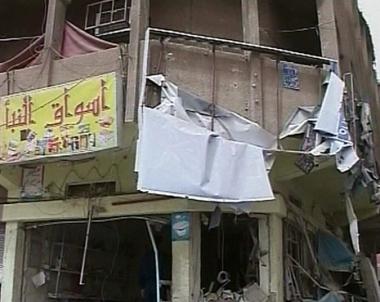 مقتل 8 اشخاص واصابة العشرات في انفجار سيارة مفخخة بالقرب من متجر للكحول في بغداد