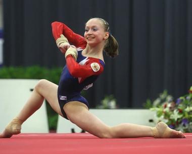 منتخب روسيا بطلاً لأوروبا في الجمباز