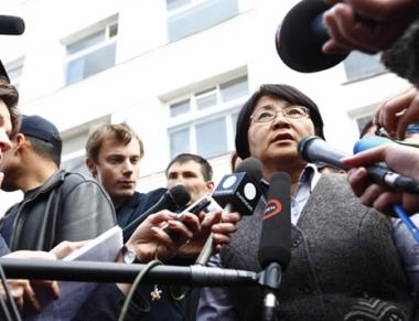 الحكومة القرغيزية تعد بمكافآت تصل الى 100 ألف دولار لمن يساعد في القبض على مسؤولين سابقين