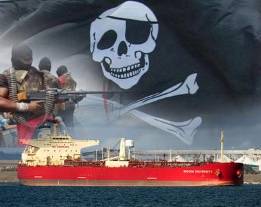 ناقلة بحرية روسية تتعرض لهجوم القراصنة