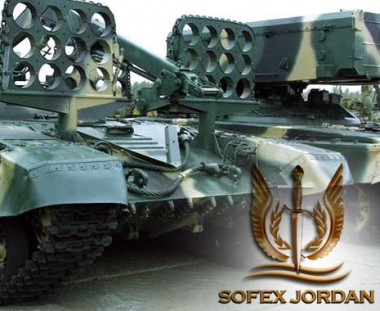 روسيا تقدم اسلحة مكافحة الارهاب الحديثة  في معرض عمان للاسلحة الخاصة