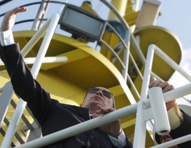 روسيا تخطط لانجاز بناء القاعدة البحرية في نوفوروسيسك عام 2020