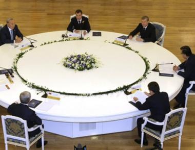 منظمة معاهدة الأمن الجماعي تدعو إلى تطبيع الحياة السياسية في قرغيزيا