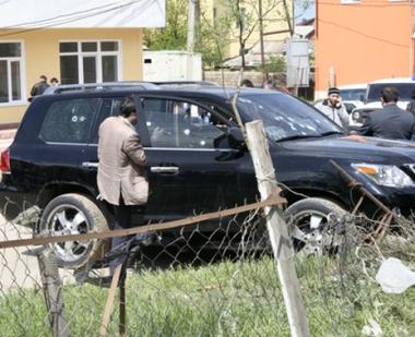 سلسلة انفجارات في جمهورية داغستان الروسية