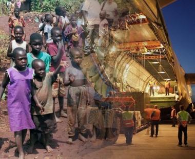 روسيا تقدم مساعدات إنسانية تقدر بملايين الدولارات الى كونغو وغينيا